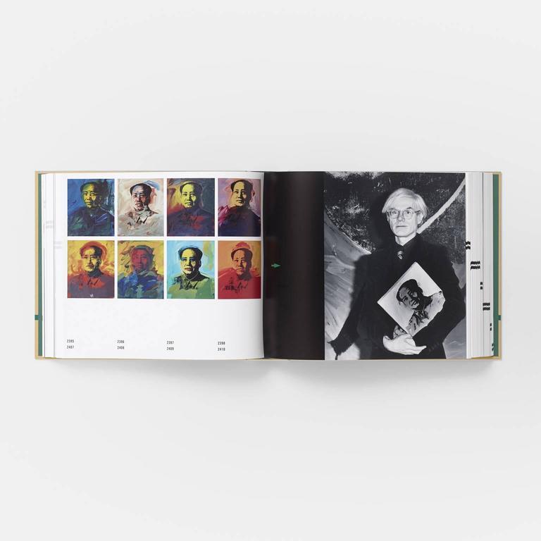 Contemporary Andy Warhol Catalogue Raisonné Collection Volumes 1-5