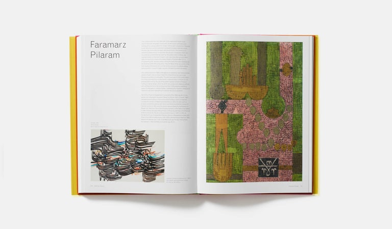 Honar, the Afkhami Collection of Modern and Contemporary Iranian Art Book For Sale 4