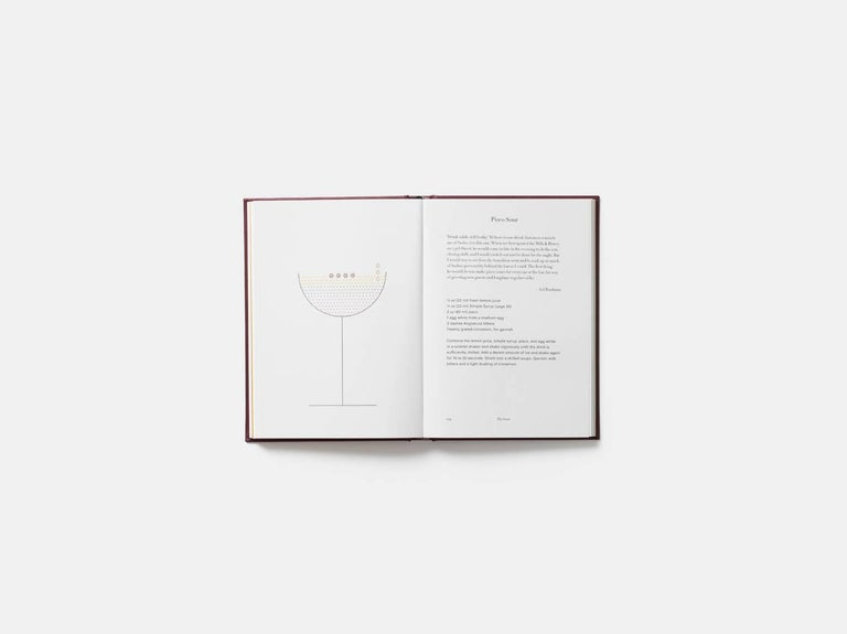 Contemporary Regarding Cocktails by Sasha Petraske For Sale