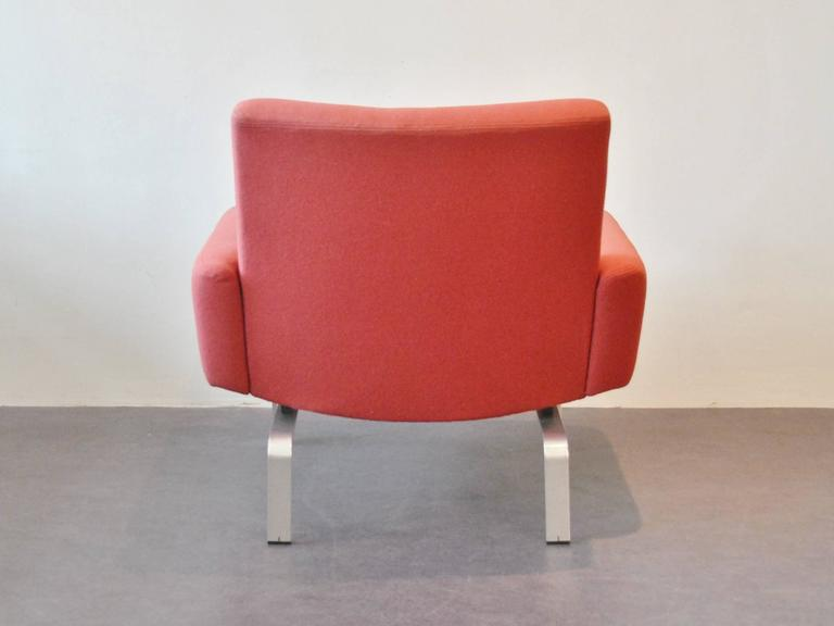 Rare Lounge Chair By J 248 Rgen H 248 J For Niels Vitsoe 1960s At