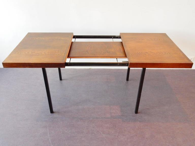 Wengé Top Model 'Weert' Dining/Kitchen Table by Martin Visser for 't Spectrum For Sale 1