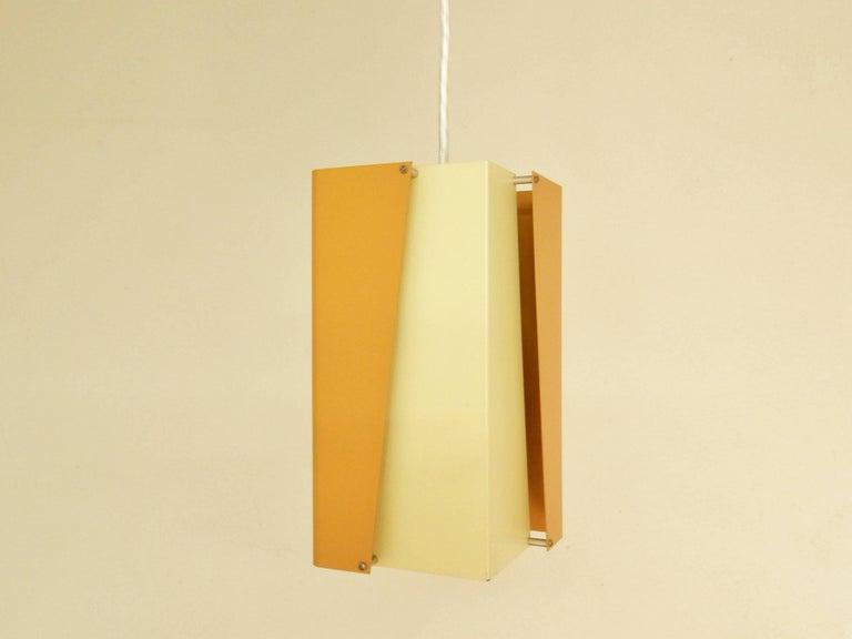 Danish Design Pendant Lamp by Lyfa, Denmark, 1960s For Sale 2