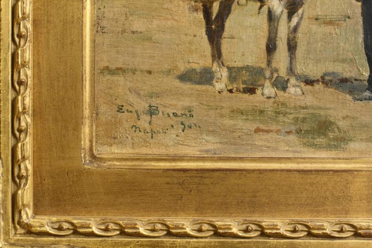 19th Century Eugenio Buono, Italian For Sale