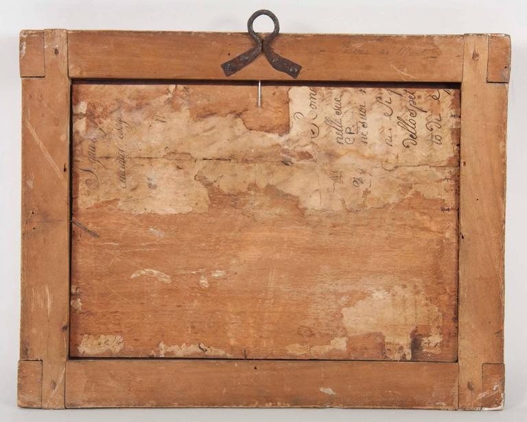 Pair of Italian 18th Century Roman Views For Sale 3
