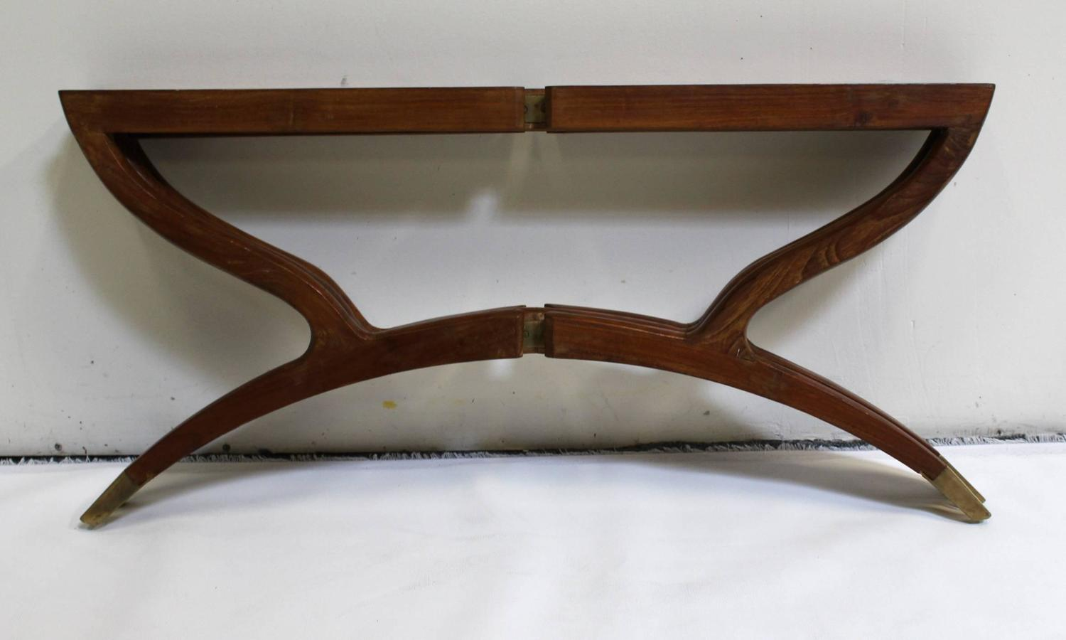 Mid Century Modern Collapsible Spider Leg Coffee Table For Sale At 1stdibs