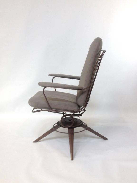 Groovy Mid Century Modern Homecrest Wire Deck Chairs For Sale At Creativecarmelina Interior Chair Design Creativecarmelinacom