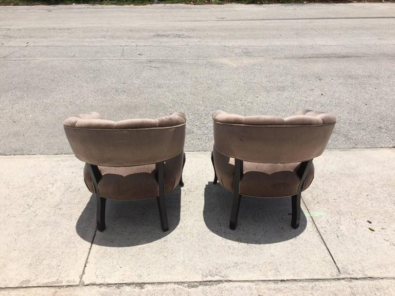 Beautiful Channel Back Chairs For Sale 2