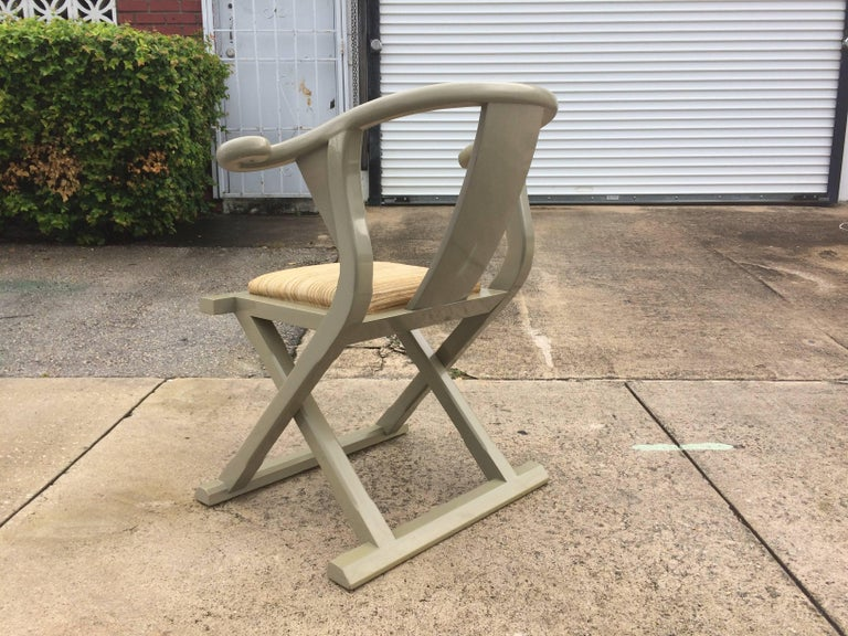 Decorative Side or Desk Chair For Sale 2