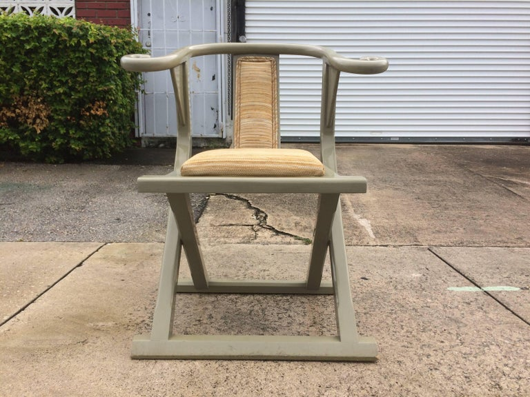 Decorative Side or Desk Chair For Sale 3