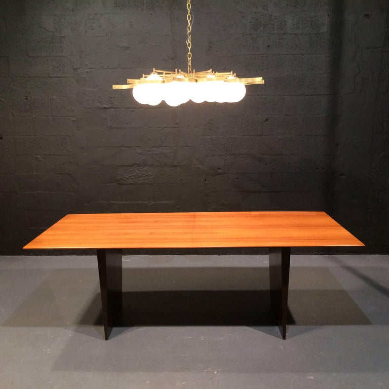 Late 20th Century Beautiful Chandelier in the Style of Gio Ponti For Sale