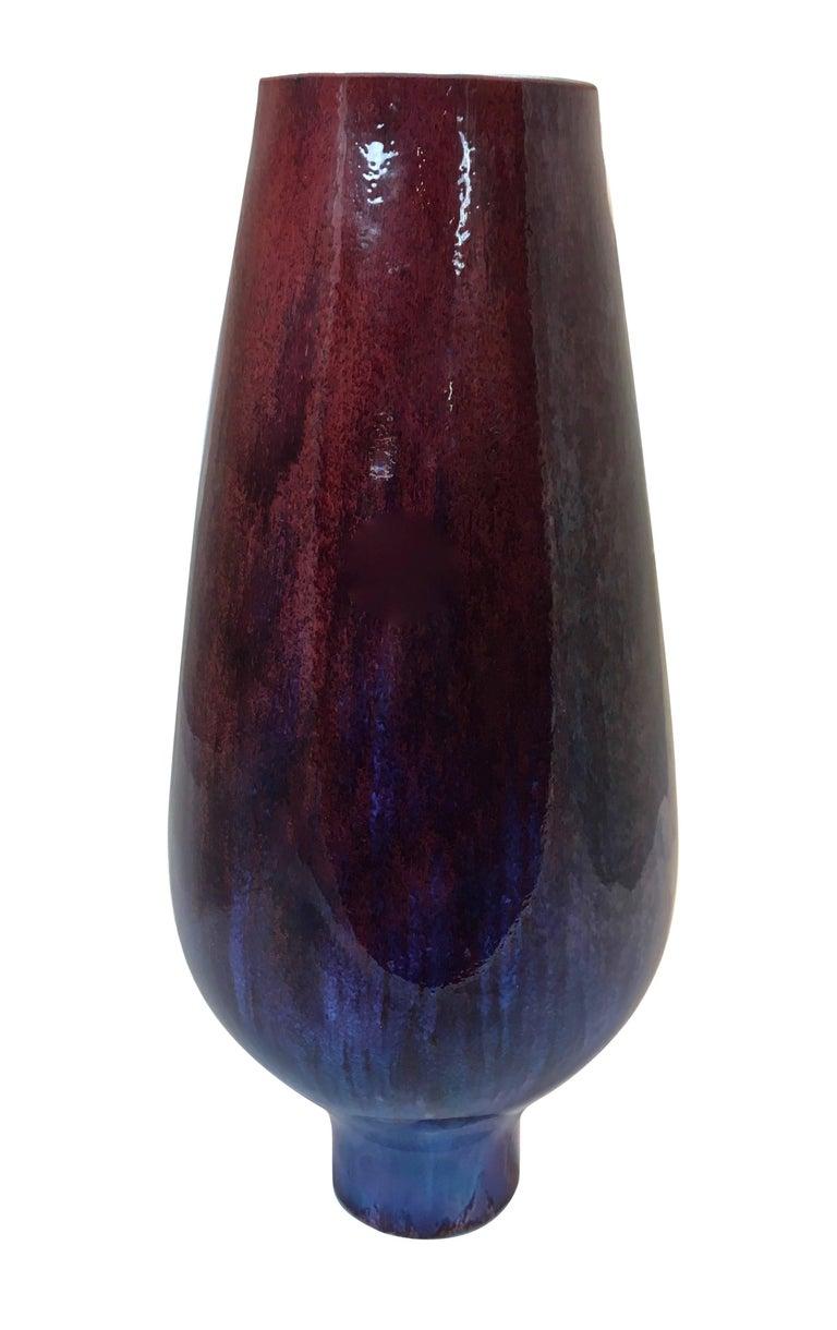 french sevres art deco vase 1927 for sale at 1stdibs. Black Bedroom Furniture Sets. Home Design Ideas