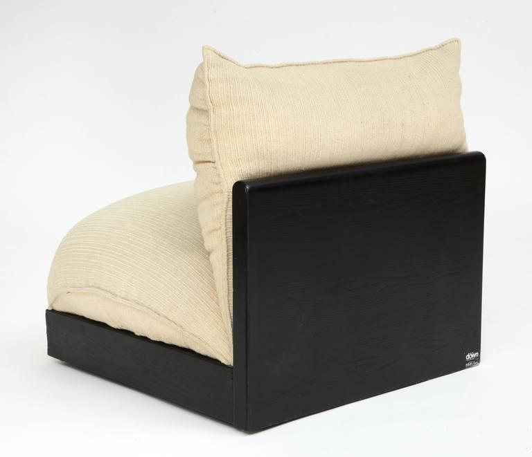 Carlo Bartoli Blob Sofa Lounge Chair Set 1970s Italy