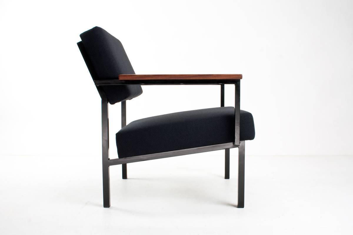 """1960s Dutch Industrial Design """"Gijs van der Sluis"""" Lounge"""