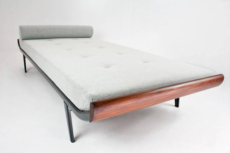 Dutch Mid-Century Modern Cleopatra Daybed by Dick Cordemeijer for Auping, NL