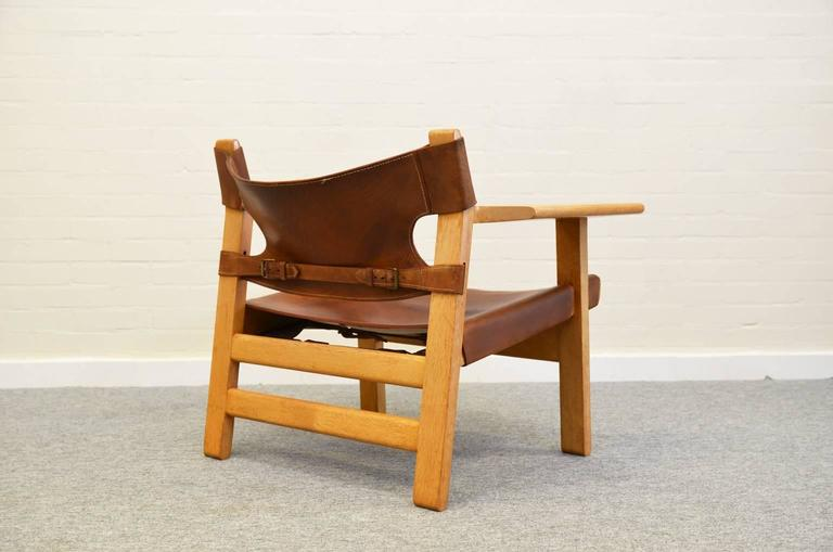 Mogensen Designed The Spanish Chair In 1959 For Fredericia Furniture And  Was Inspired By Traditional Spanish