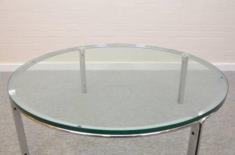 Mid-Century Modern Coffee or Cocktail Table by Horst Brüning for Kill International, Germany For Sale