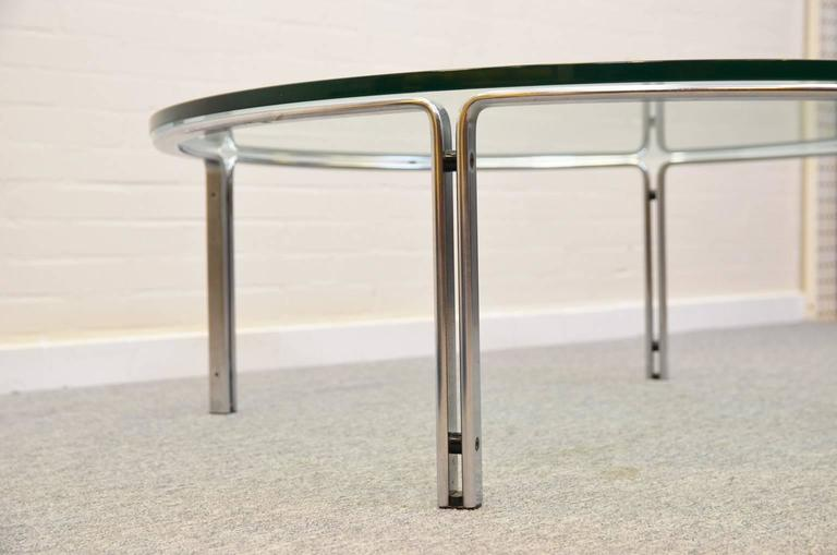 Late 20th Century Coffee or Cocktail Table by Horst Brüning for Kill International, Germany For Sale