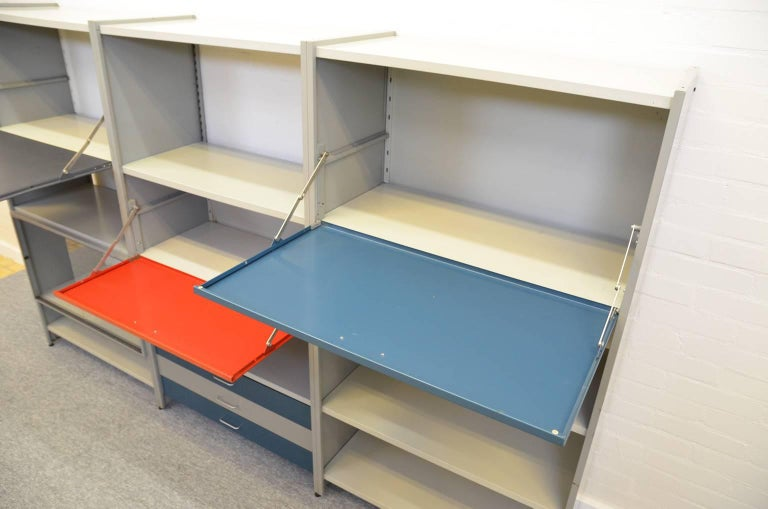 Modulair Wall System André Cordemeyer for Gispen For Sale 2