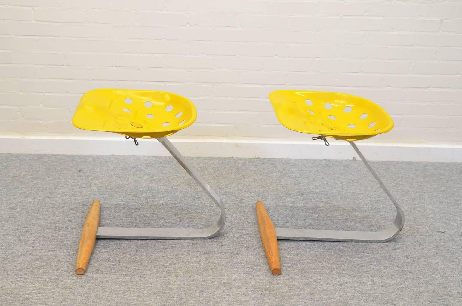 In The Design Of The Mezzadro Tractor Stool The Brothers Castiglioni  Combined Parts Of Existing Ordinary