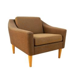 Comfortable Lounge Chair by DUX in the Style of Folke Ohlsson