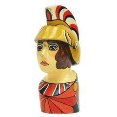 1960s Britannia Bust by Dodo Designs