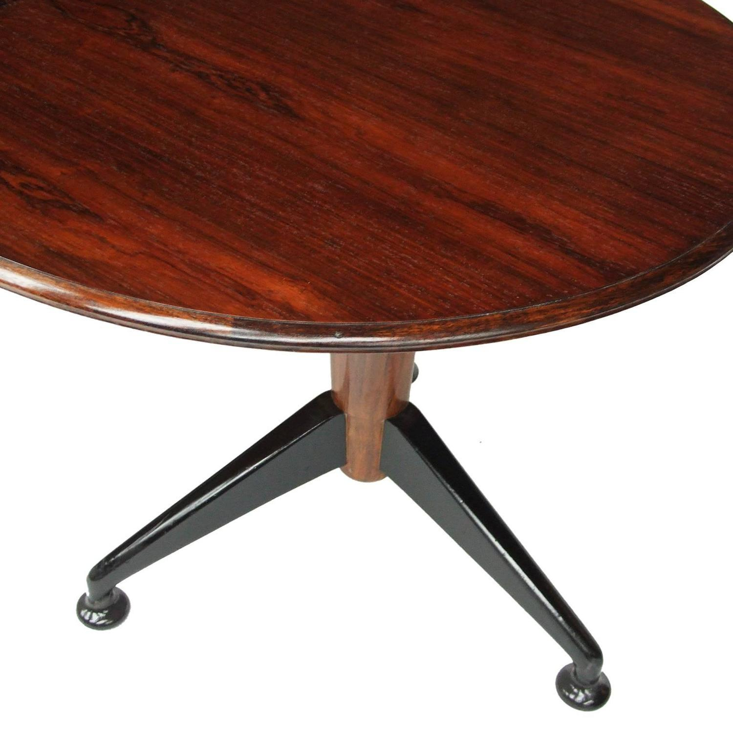 1950s Rosewood Extentable Dining Table By A J Milne For Heals For Sale At 1stdibs
