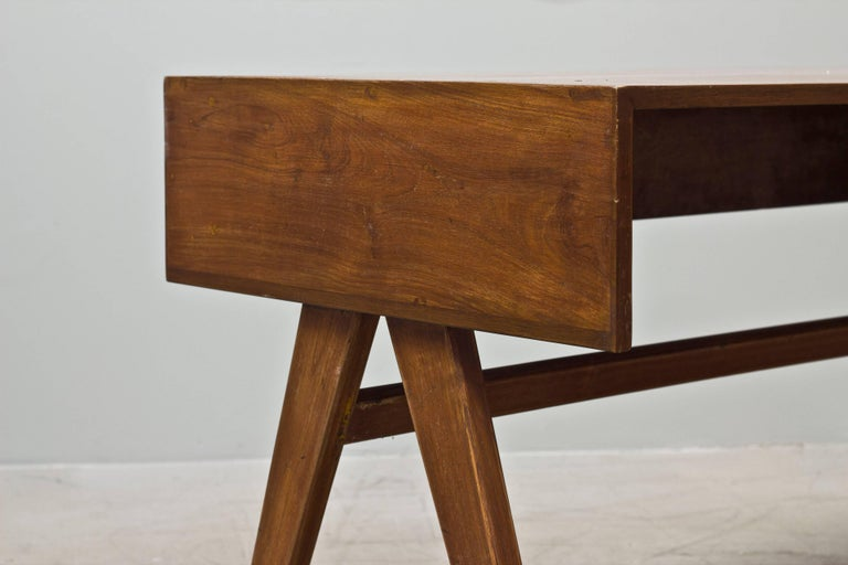 Architectural Desk by Pierre Jeanneret 2