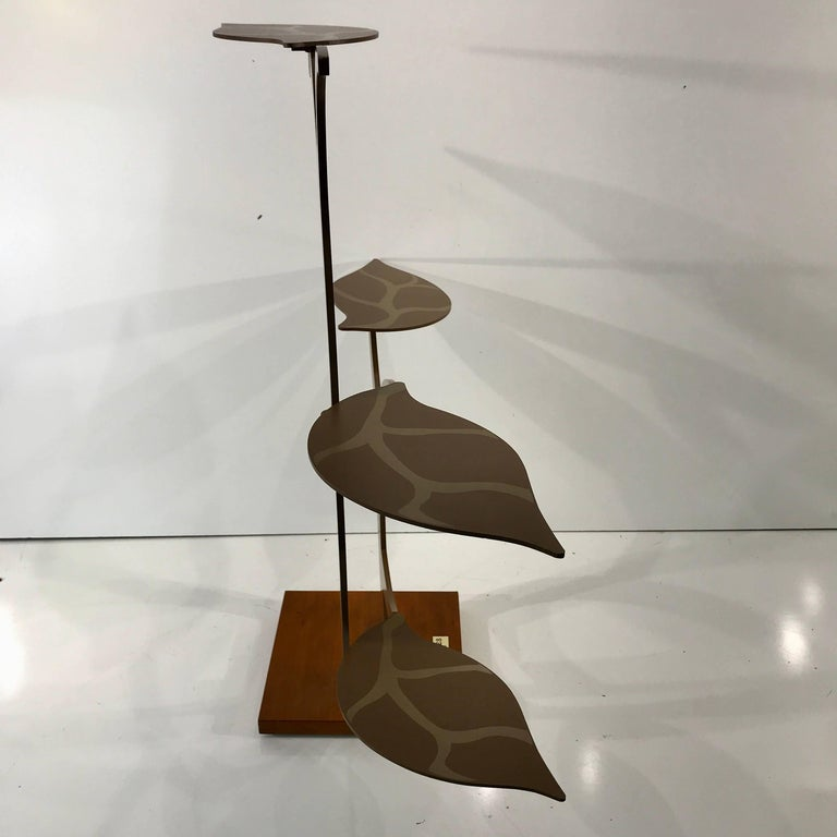 French Vintage Hermes Display Stand For Sale