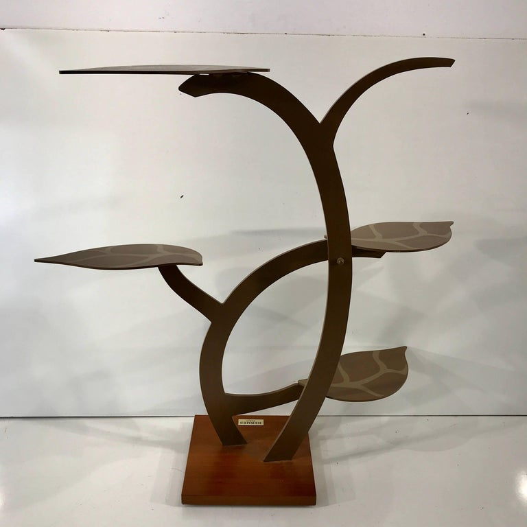 Vintage Hermes Display Stand In Good Condition For Sale In Atlanta, GA