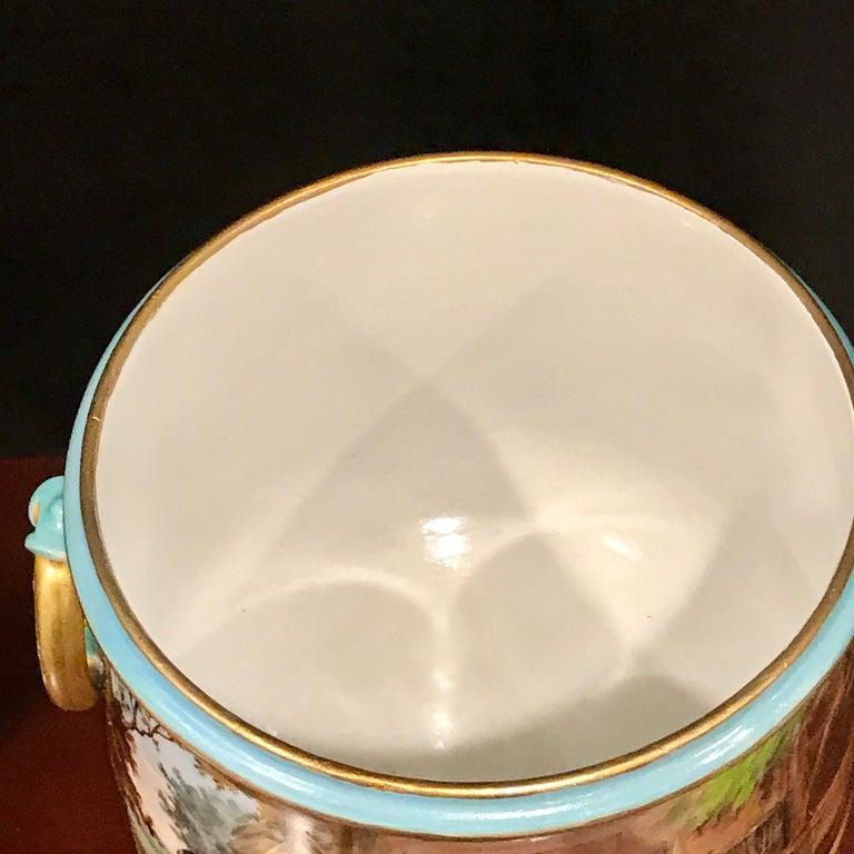 Exquisite Mintons Barnyard Motif Cachepot For Sale 9
