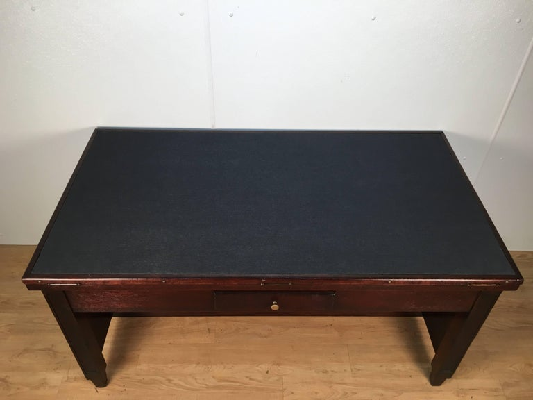 Antique Drafting Desk or Store Fixture 2