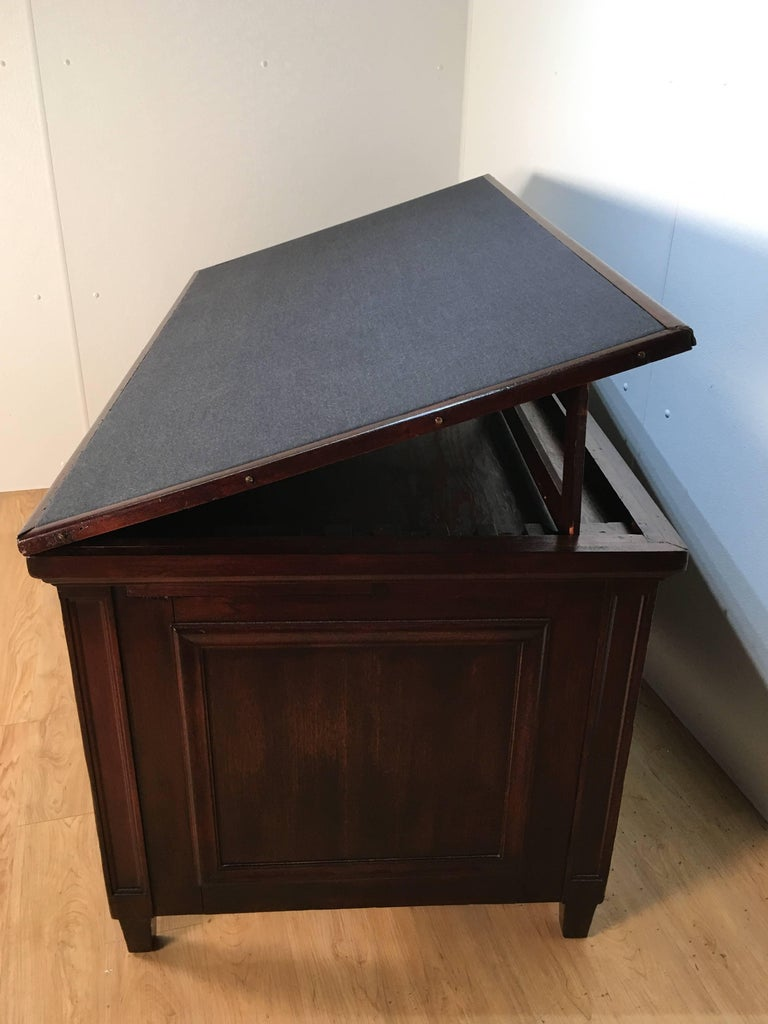 Antique Drafting Desk or Store Fixture 3