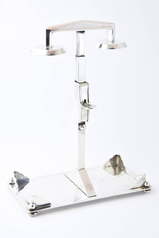 Cut Glass WMF Art Deco Tantalus Decanter Set For Sale