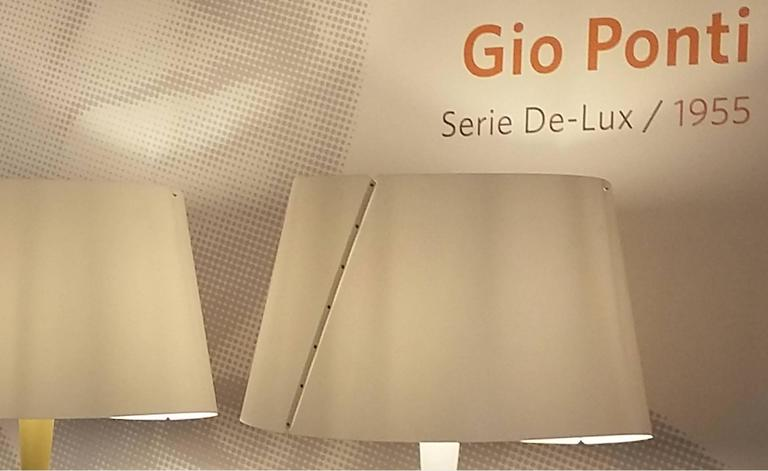1955 De-Lux A8 by Gio Ponti, Never before Produced Piece ...