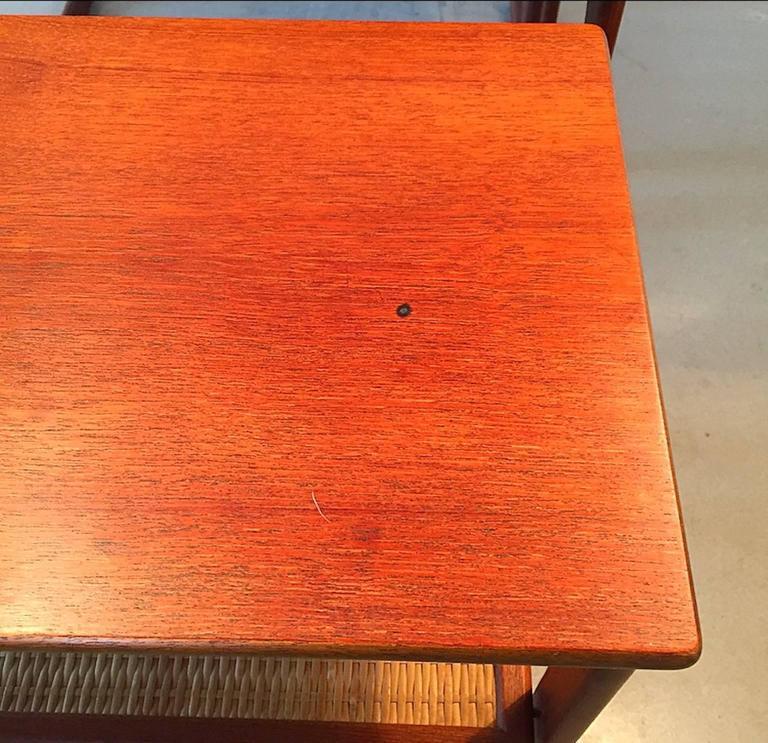 Danish Nesting Tables By Johannes Andersen And Illum
