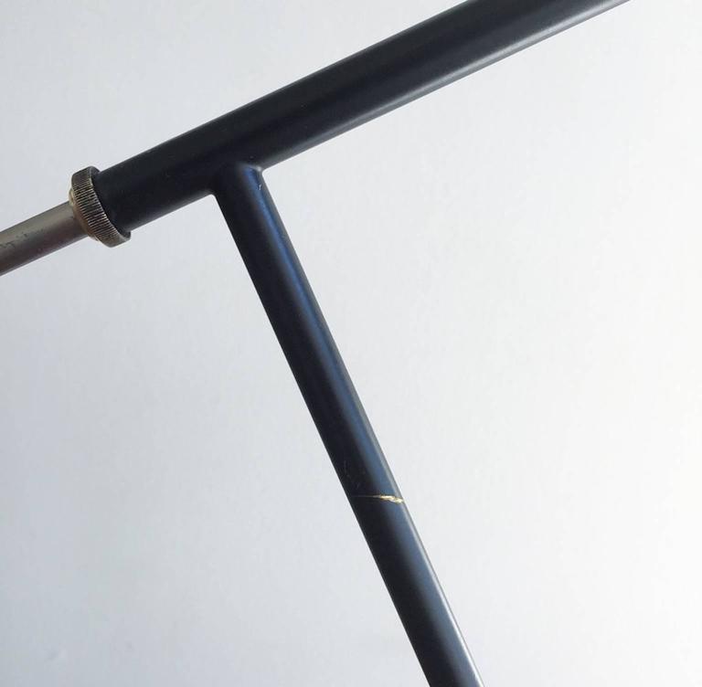 Lacquered George Frydman mid-Century Temde Desk Lamp Type 30 For Sale