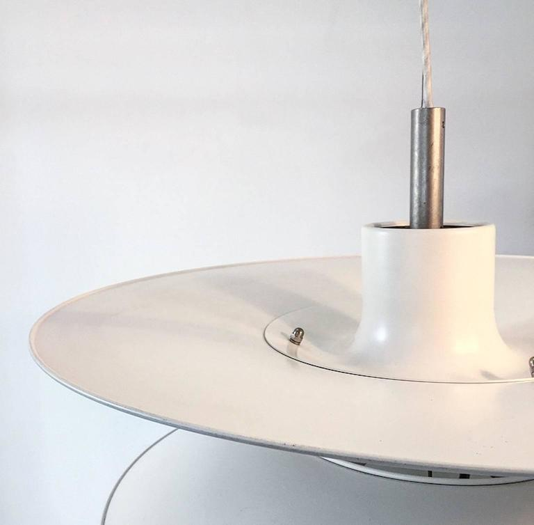 Cold-Painted X-Large Ceiling Lamp Charlottenborg by Poul Henningsen for Louis Poulsen For Sale
