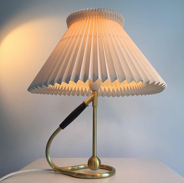 klint lighting pendant light midcentury modern classic danish table lamp 306