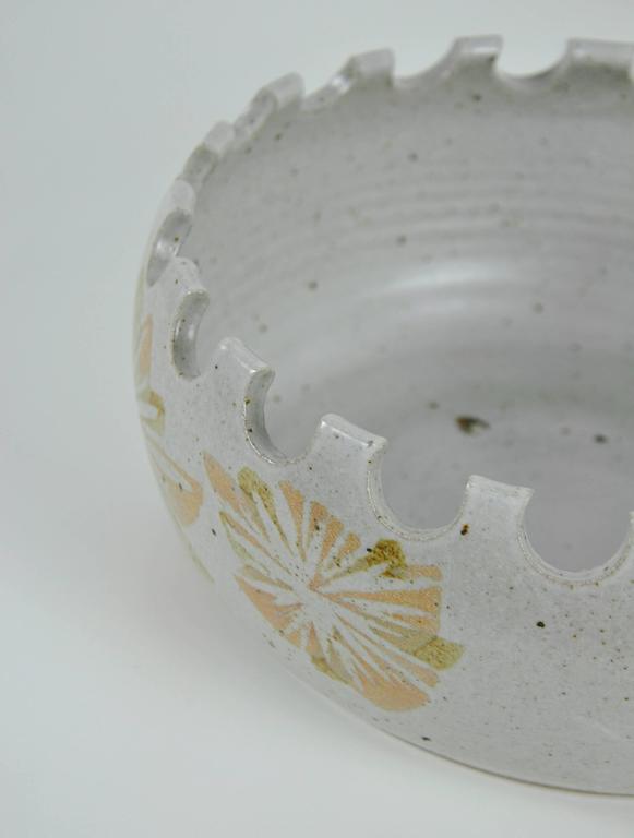David Cressey California Studio Pottery Planter In Good Condition For Sale In Miami, FL