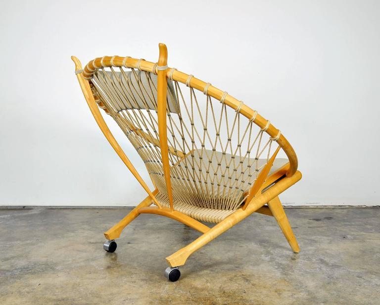 Hans Wegner for PP Mobler PP130 Circle Chair 3