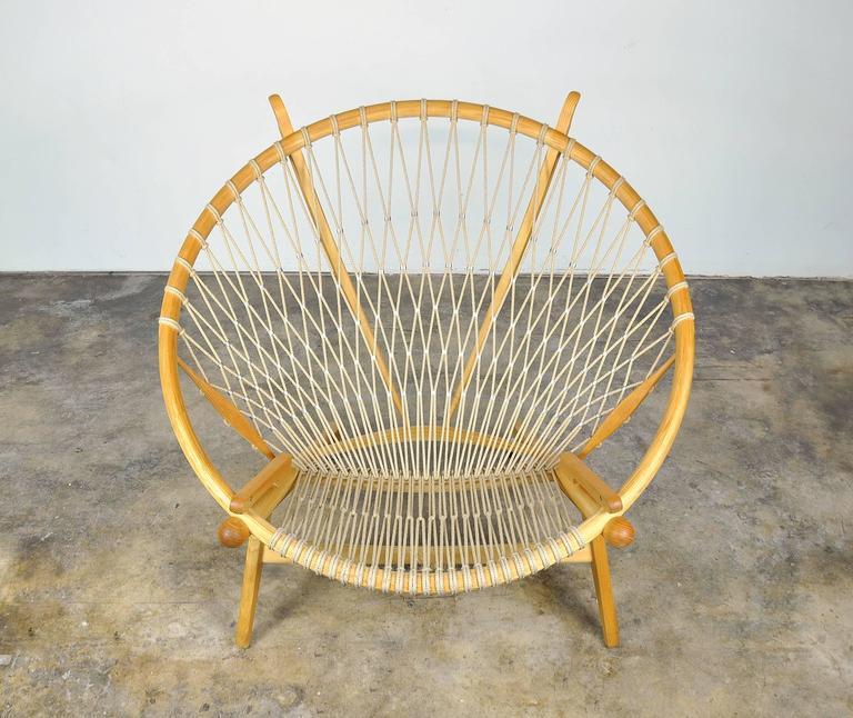 Hans Wegner for PP Mobler PP130 Circle Chair 5
