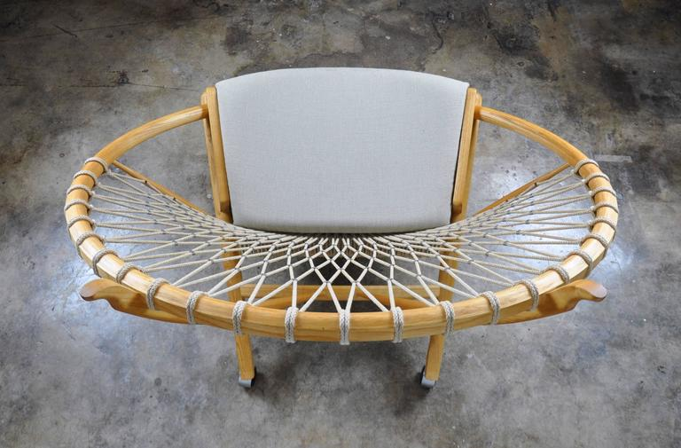 Hans Wegner For Pp Mobler Pp130 Circle Chair At 1stdibs