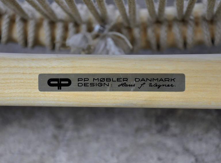 Hans Wegner for PP Mobler PP130 Circle Chair 10
