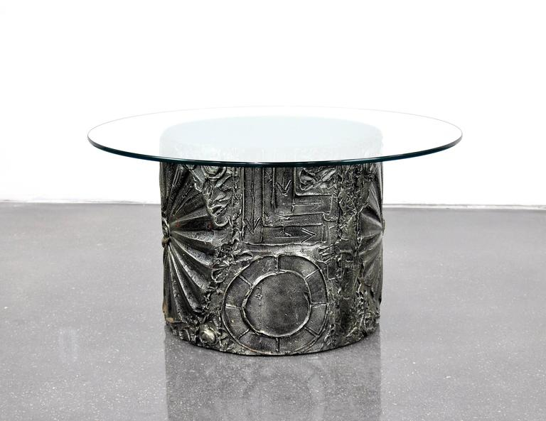 Adrian Pearsall for Craft Associates Brutalist Coffee Table 2
