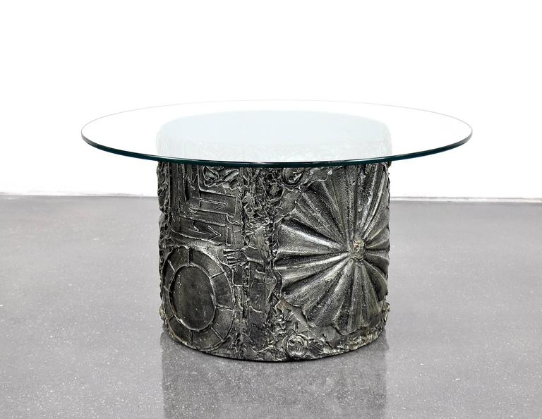 Adrian Pearsall for Craft Associates Brutalist Coffee Table 3