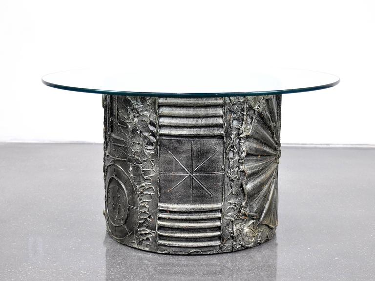 Adrian Pearsall for Craft Associates Brutalist Coffee Table 5