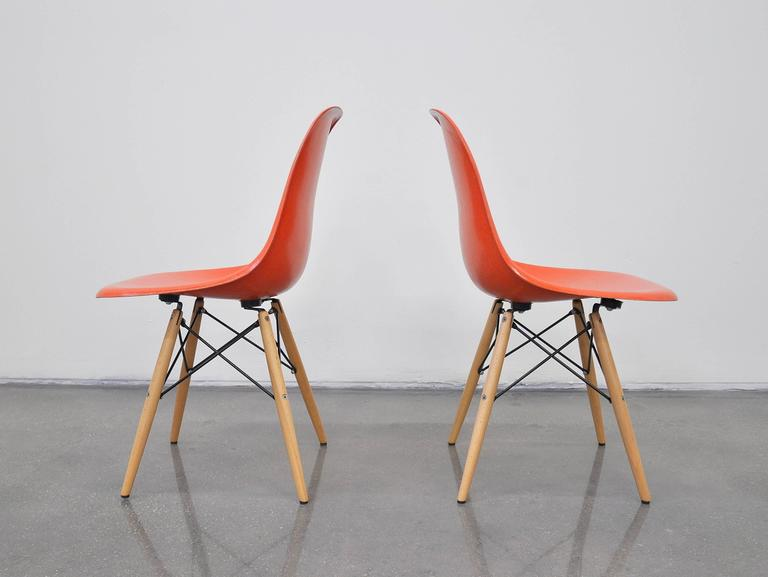 herman miller shell chair dating How to tell the age of eames shell chairs  because even herman miller is a little unsure in their  once the stamping began dating depends on which.
