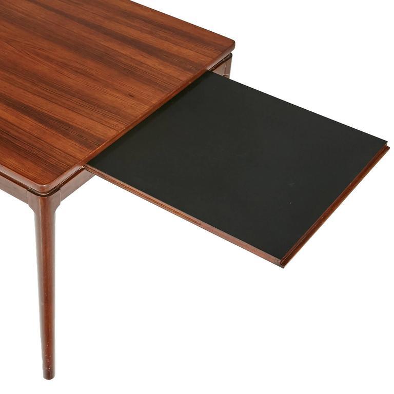 Scandinavian Modern 1960s Danish Rosewood Coffee Table By Anton Kildebergs  Møbelfabrik For Sale