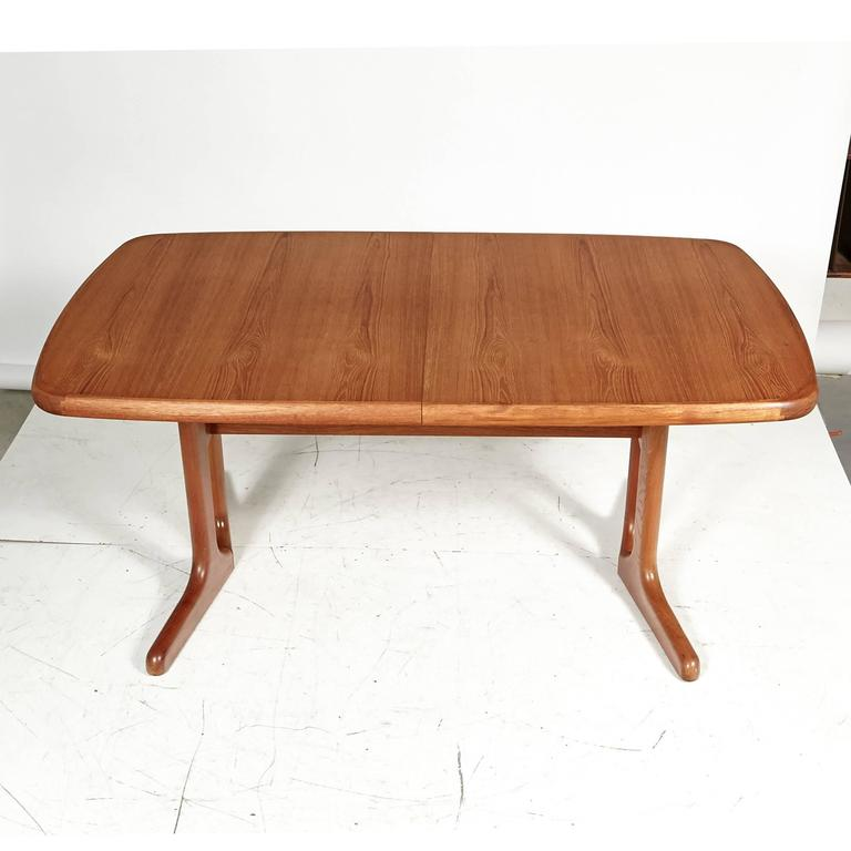danish teak dining room table 1970s for sale at 1stdibs