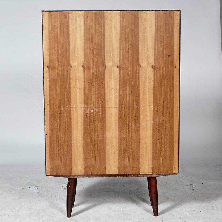 Danish Rosewood Small Bookcase, 1960s 6